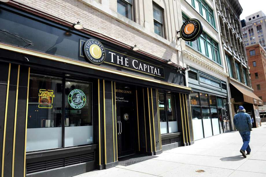 The Capital American Eatery & Lounge55 N. Pearl St.Albany518-694-3122View Web site Photo: Cindy Schultz / 00026589A
