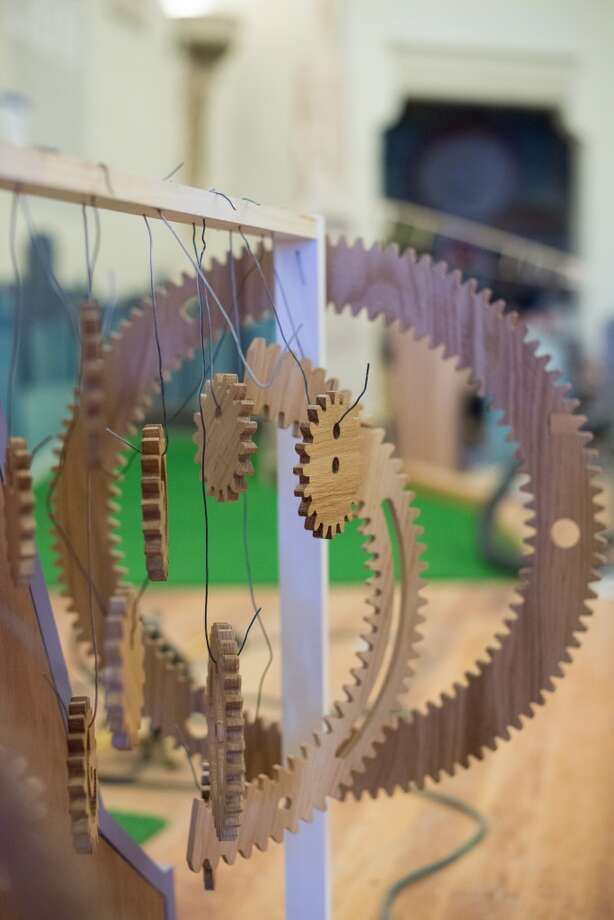 Gears. Photo: Kristen Loken