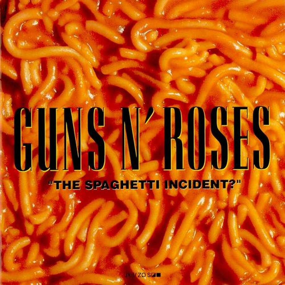 """The Spaghetti Incident?"", Guns N' Roses, 1993"