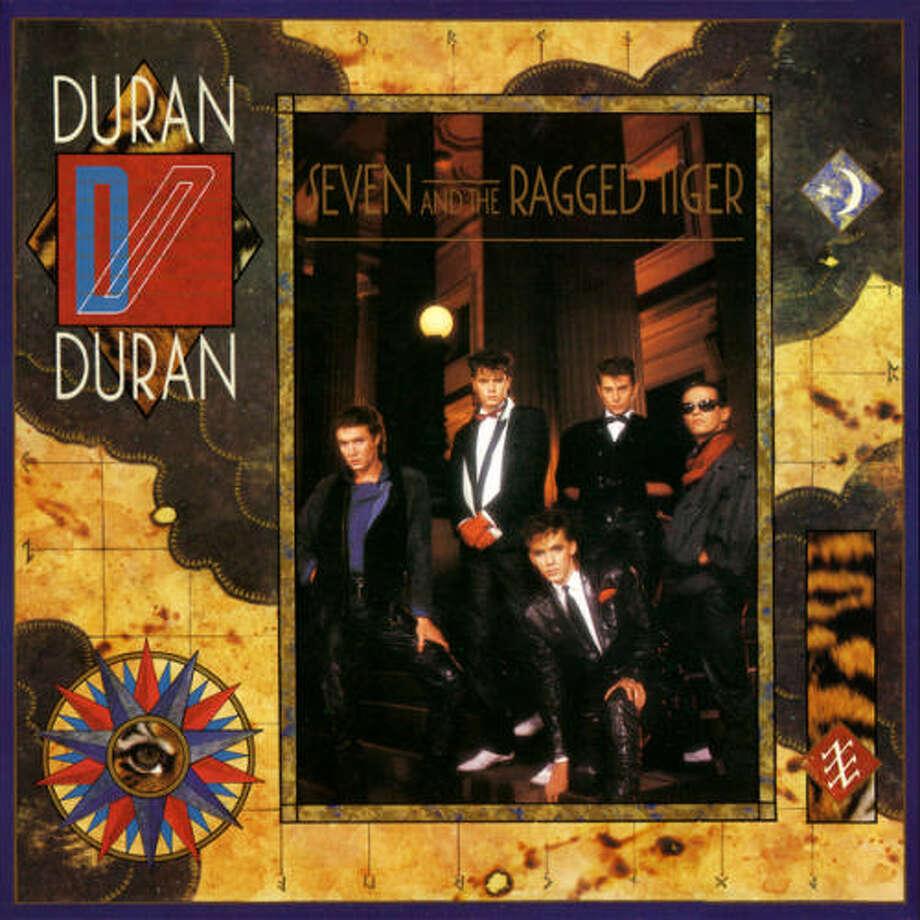 Seven and the Ragged Tiger, Duran Duran, 1983