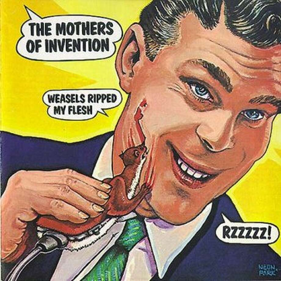 Weasels Ripped My Flesh, The Mothers of Invention, 1970