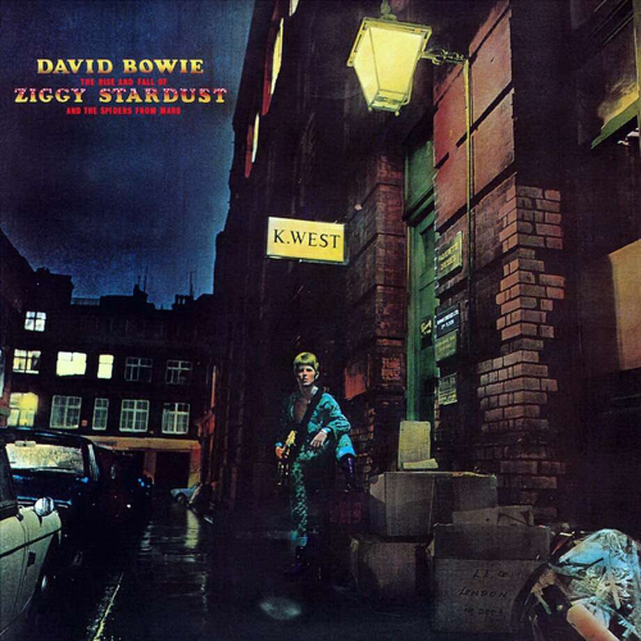 The Rise and Fall of Ziggy Stardust and the Spiders from Mars, David Bowie, 1972