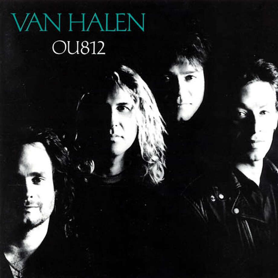 OU812, Van Halen, 1988