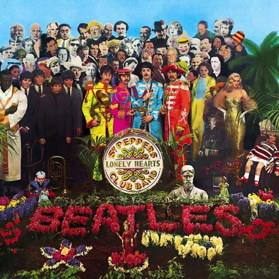 Sgt. Pepper's Lonely Hearts Club Band, The Beatles, 1967