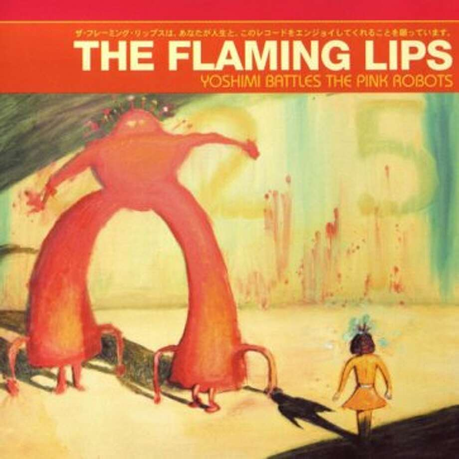 Yoshimi Battles the Pink Robots, The Flaming Lips, 20002