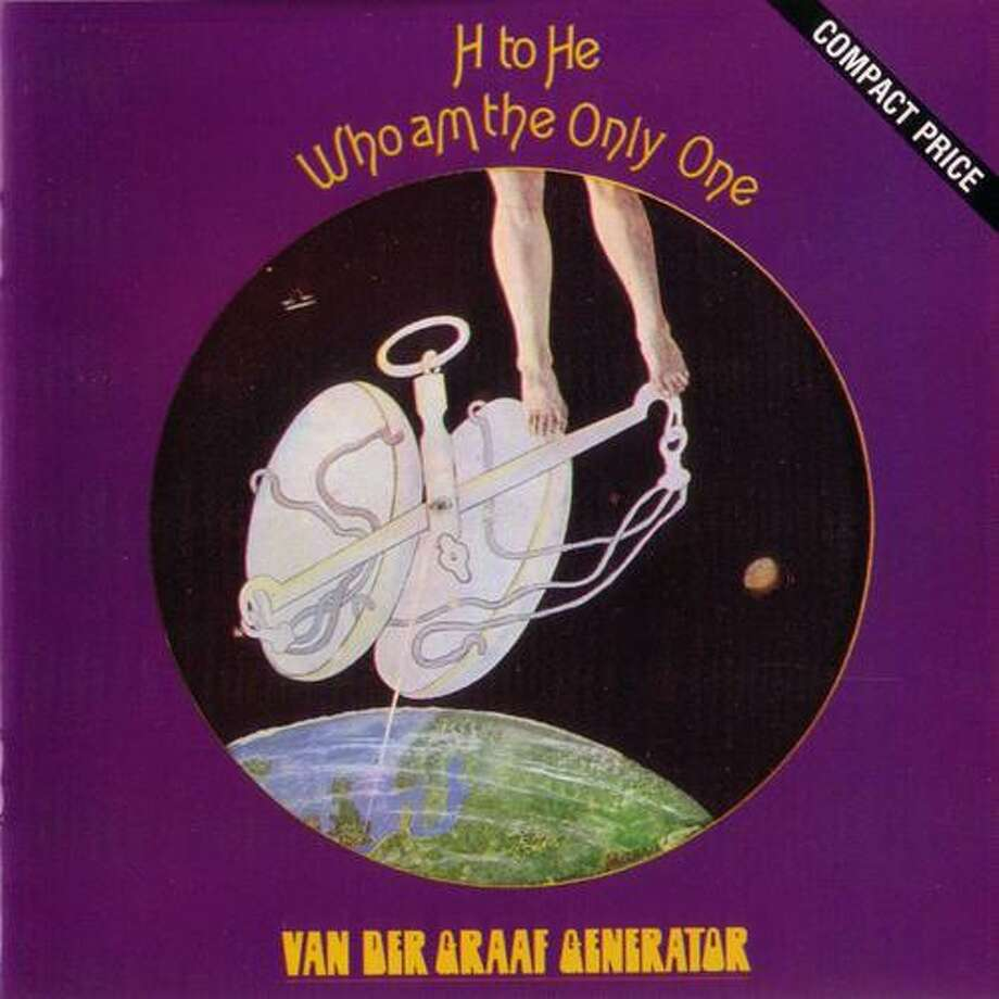 H to He, Who Am the Only One, Van der Graaf Generator, 1970