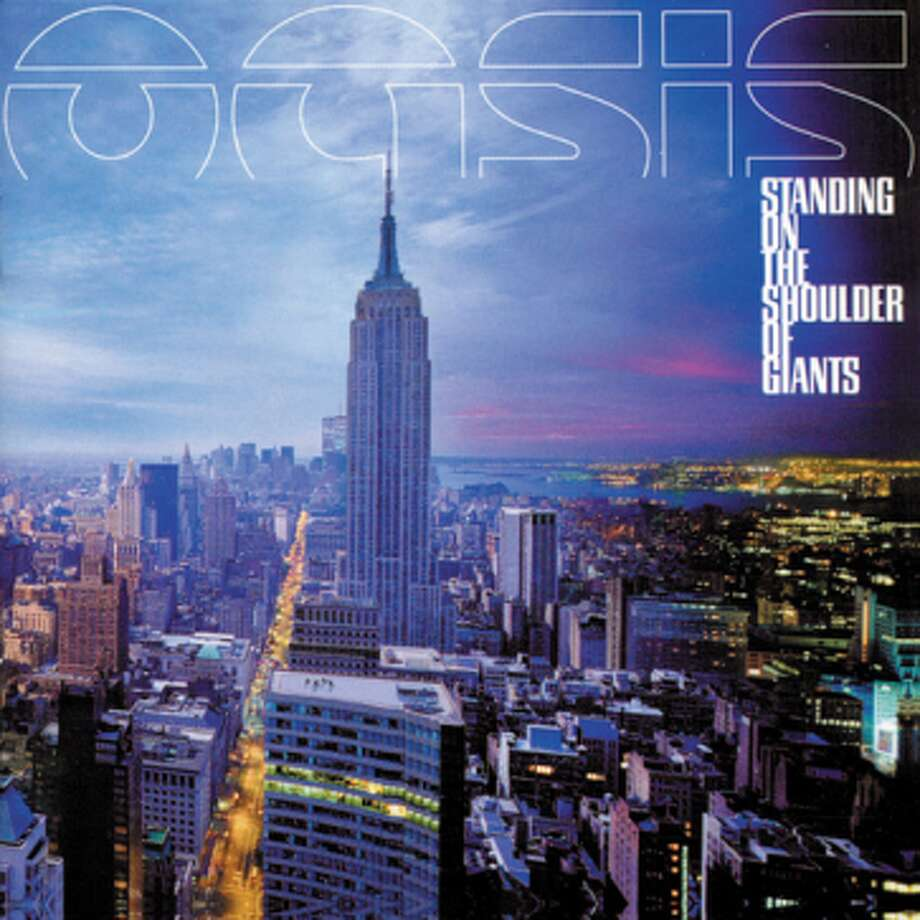 Standing on the Shoulder of Giants, Oasis, 2000