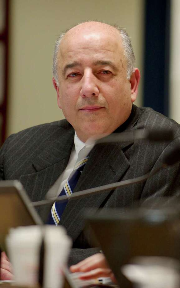 Superintendent of Schools Anthony J. Bivona Photo: H John Voorhees III / The News-Times Freelance