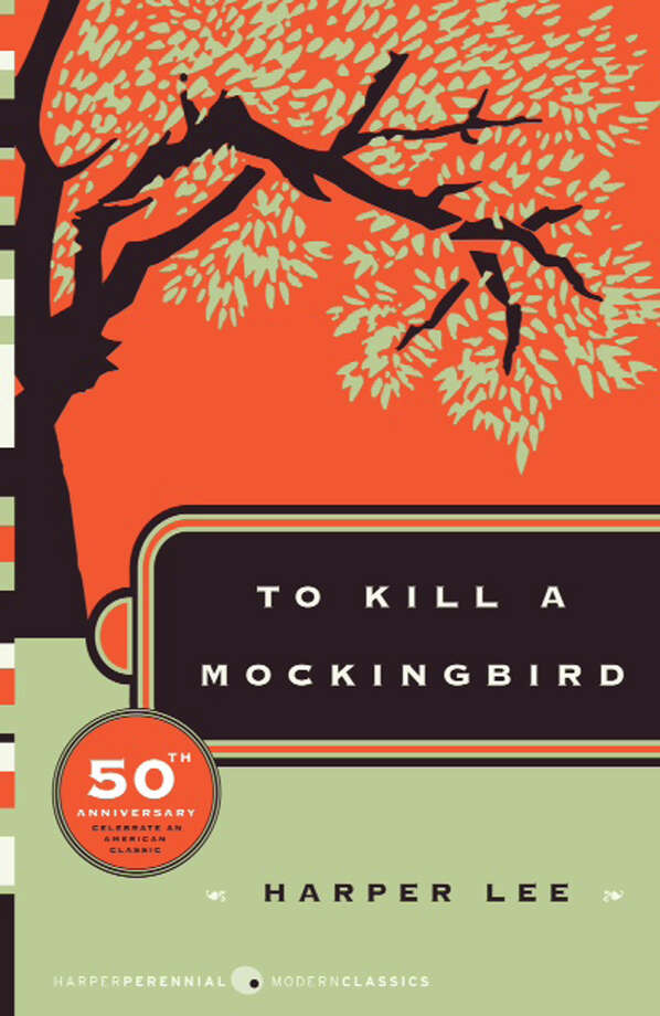 "This photo provided by HarperCollins Publishers shows the cover of ""To Kill A Mockingbird."" ""To Kill a Mockingbird"" will be made available as an e-book and digital audiobook in July 2014, filling one of the biggest gaps in the electronic library. Author Harper Lee said in a rare public statement Monday, April 28, 2014, issued through HarperCollins Publishers, that while she still favored ""dusty"" books she had signed on for making ""Mockingbird"" available to a ""new generation."" (AP Photo/HarperCollins Publishers) ORG XMIT: NY107 Photo: Uncredited / HarperCollins Publishers"
