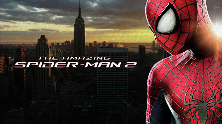 """""""The Amazing Spider-Man 2,"""" the second installment of the re-make of Spidey's adventures, is now playing in area movie theaters. Photo: Contributed Photo / Westport News"""