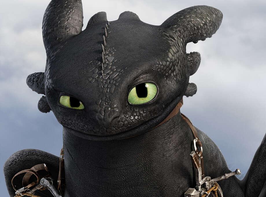 """How to  Train Your Dragon 2' Photo: Twentieth Century Fox / San Antonio Express-News"