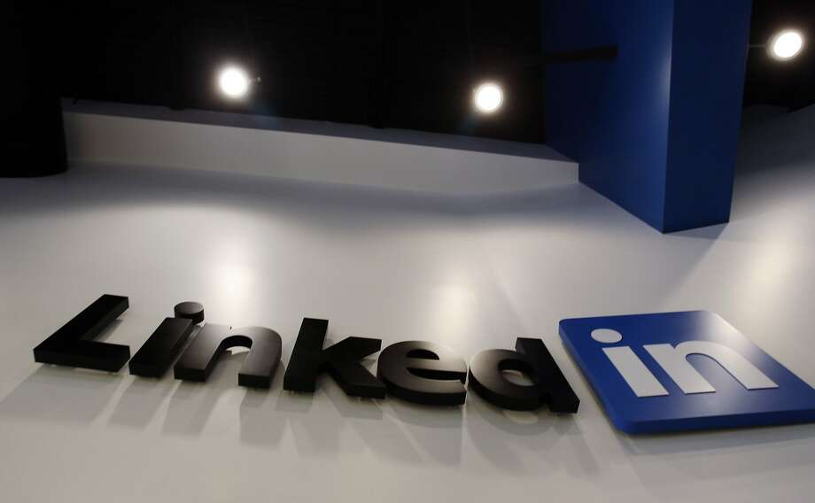 LinkedIn's first-quarter earnings were the lowest since it went public, but still surpassed expectations. Photo: Paul Sakuma, Associated Press