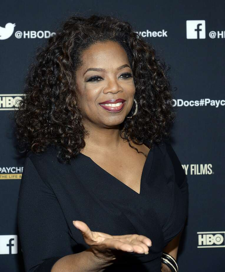 Oprah Winfrey Photo: Kevork Djansezian, Getty Images