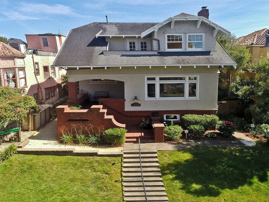 The tri-level Craftsman is available for $1.895 million. Photo: OpenHomesPhotography.com