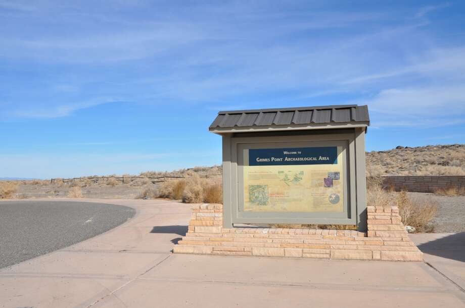 Grimes Point Archaeological Area Photo: Nevada Commission On Tourism