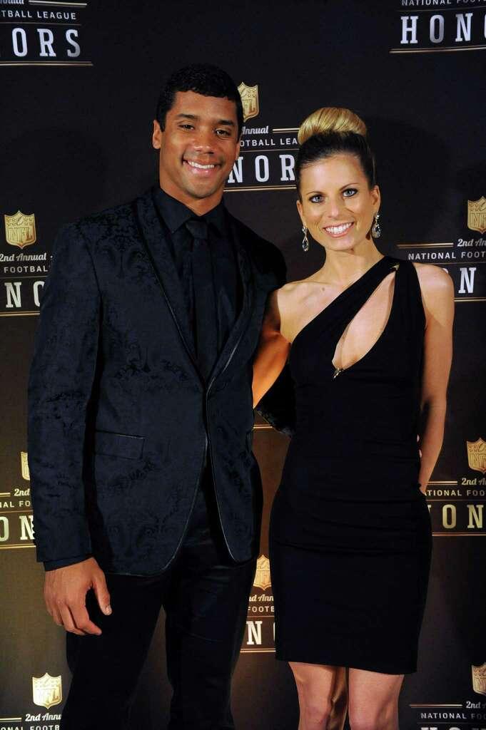 Two black split wife