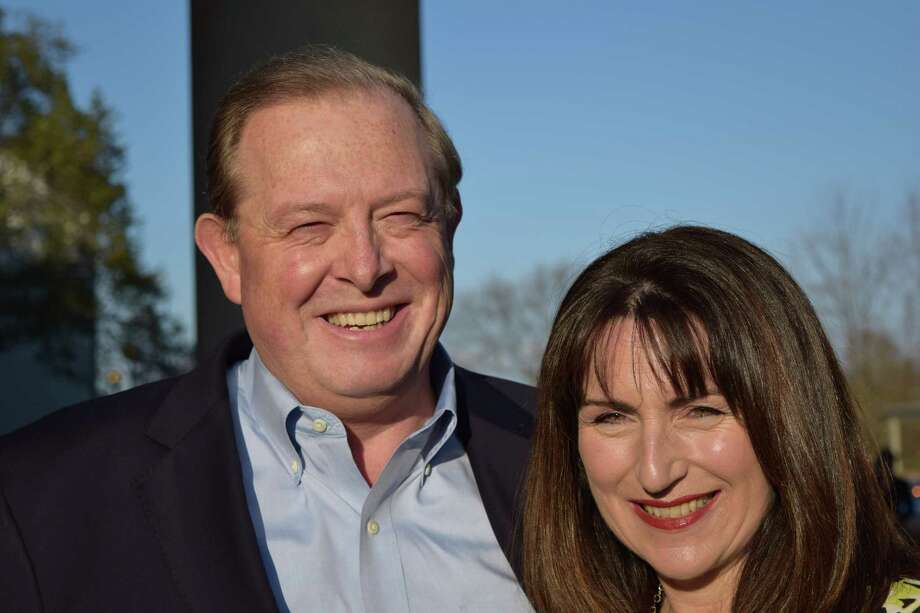"Attendees sampled food from 26 Westport restaurants and vendors at the annual ""A Taste of Westport"" on May 1 at the Westport Inn. The event benefits CLASP Homes, Inc., a local not-for-profit organization that provides homes and opportunities for people with developmental disabilities. Were you SEEN? Photo: Todd Tracy / Hearst Connecticut Media Group"