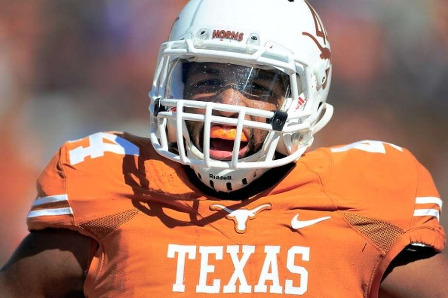 Jackson Jeffcoat, TexasProjection:  3rd roundDE, 6-3, 247 Photo: Stacy Revere, Getty Images