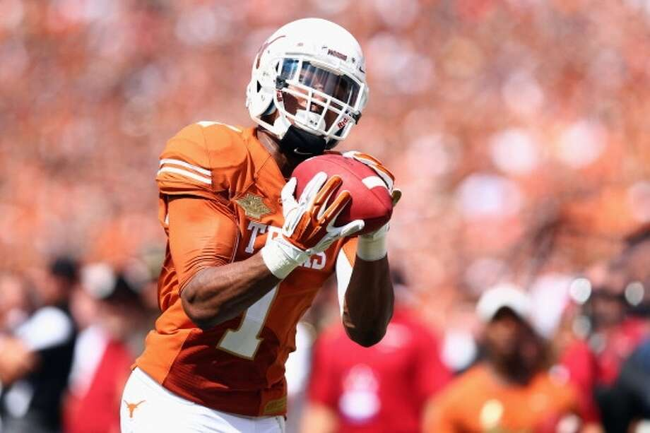 Mike Davis, TexasProjection:  6th or 7th roundWR, 6-0, 197 Photo: Tom Pennington, Getty Images