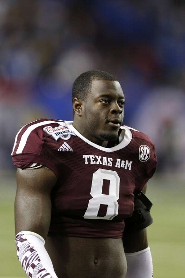 Steven Jenkins, Texas A&MProjection: undraftedLB, 5-11, 216 Photo: Joe Robbins, Getty Images