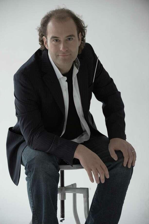 Antoine Plante is artistic director of the Mercury period-instrument ensemble. Photo: Mercury / SIMON GENTRY