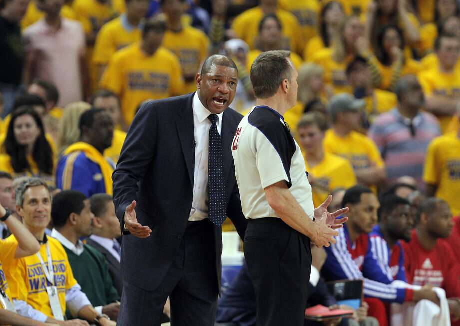 """As Clippers coach Doc Rivers said, """"Where are you going, if ... you don't know where you're going?"""" Photo: Carlos Avila Gonzalez, The Chronicle"""