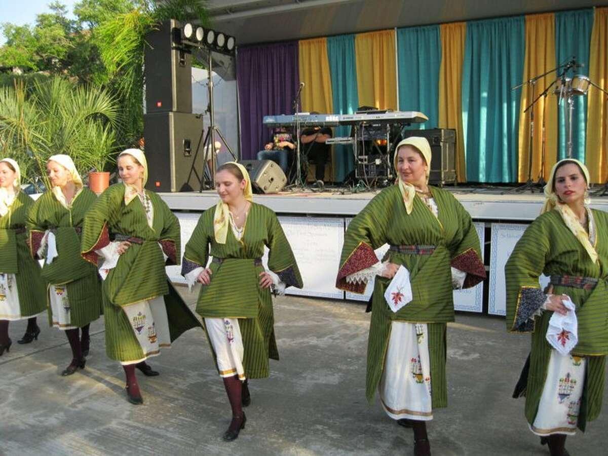 Photos courtesy of the St. Michael Mediterranean Festival