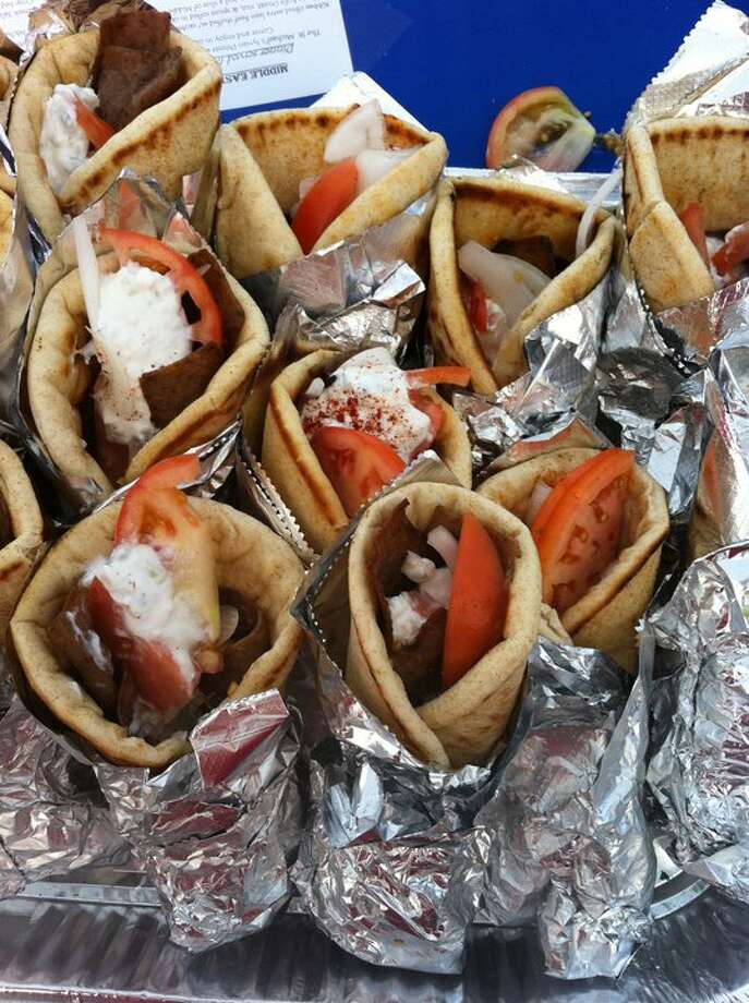 Photos courtesy of the St. Michael Mediterranean Festival Photo: Courtesy