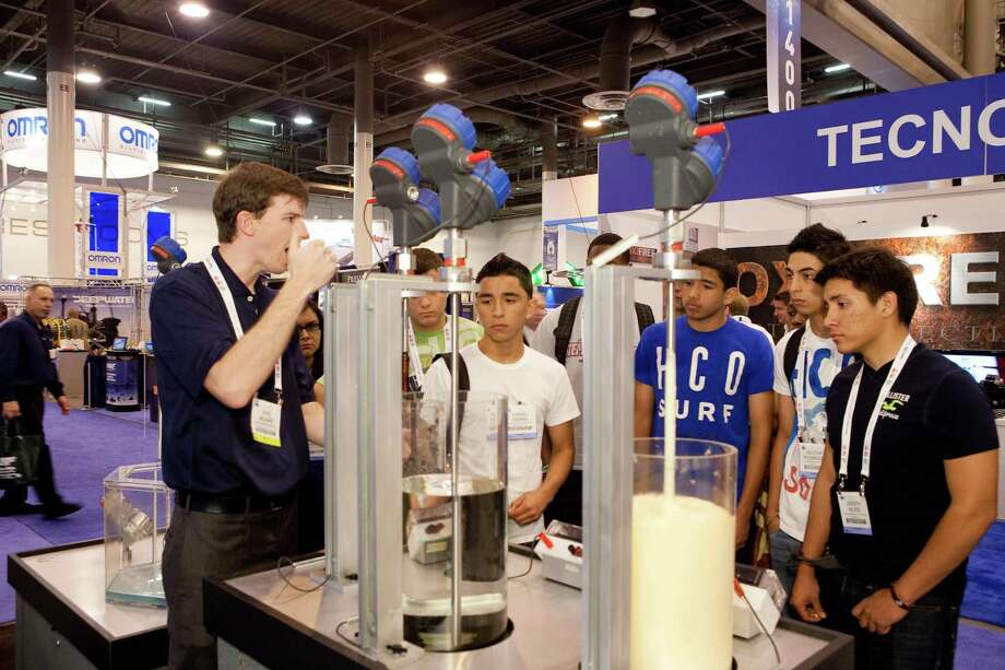 The event is designed for students age 15 and older who want to become engineers and scientists.