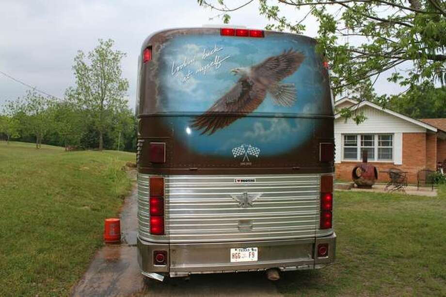 Willie Nelson Rode on Bus but Called Another Home - The
