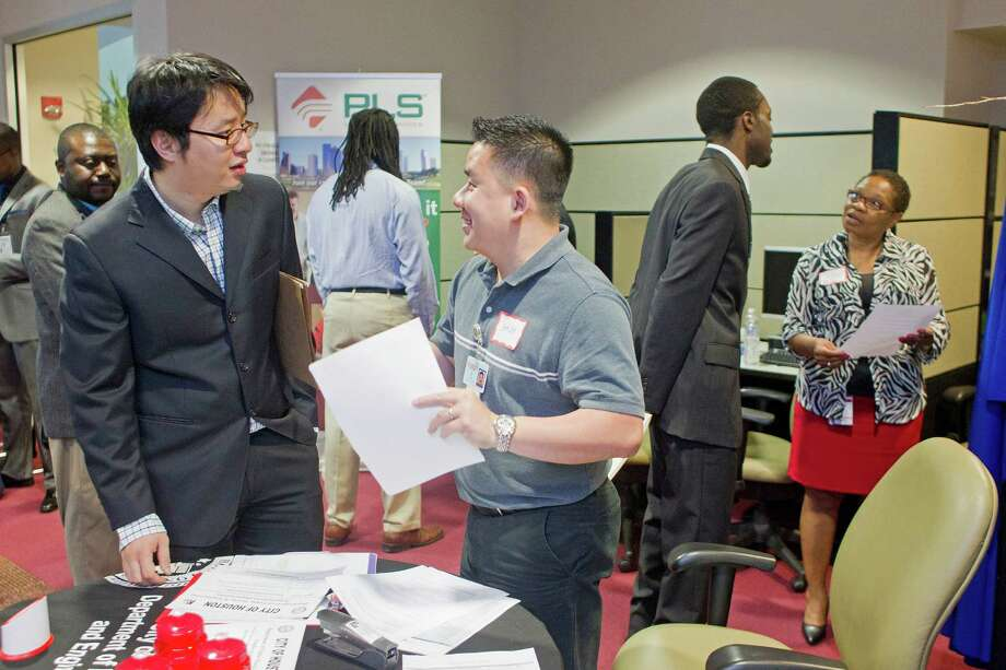 Finding a job can be tough for individuals just entering the workforce.These are 10 entry-level jobs with big payoff potential, according to Salary.com. Photo: Houston Chronicle / © 2014  Houston Chronicle