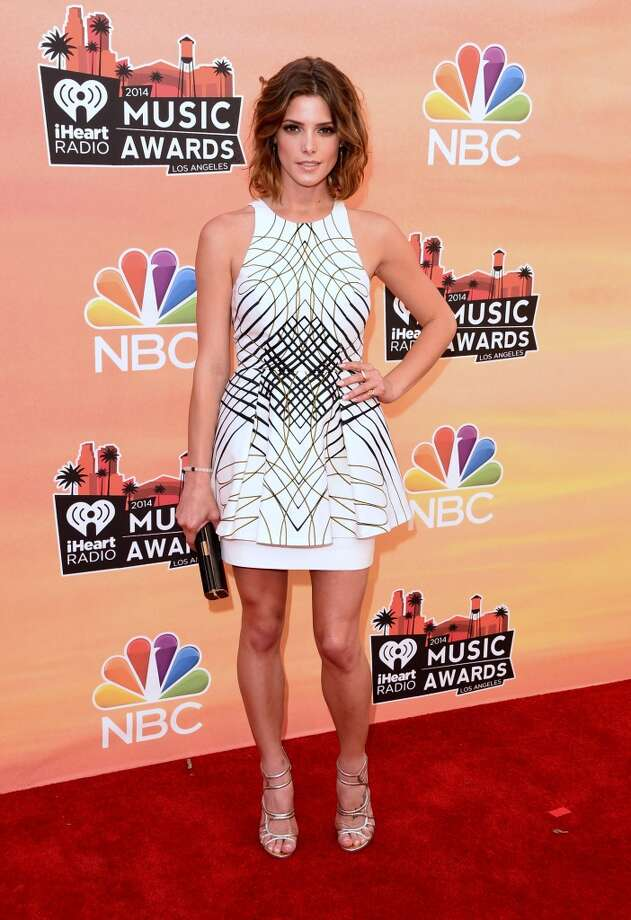 Actress Ashley Greene attends the 2014 iHeartRadio Music Awards held at The Shrine Auditorium on May 1, 2014 in Los Angeles, California. Photo: Jason Merritt, Getty Images For Clear Channel