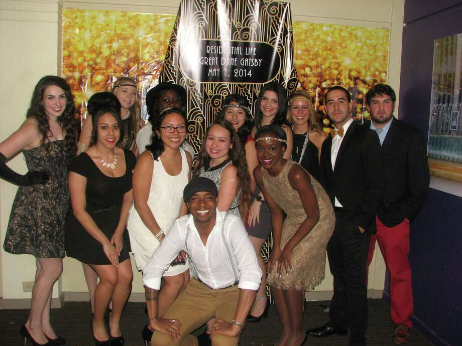 Were you Seen at the annual semi-formal for the Residential Life student and professional staff held in the Campus Center Ballroom at the University at Albany on Thursday, May 1, 2014? Photo: Casey SoHyeun Cho