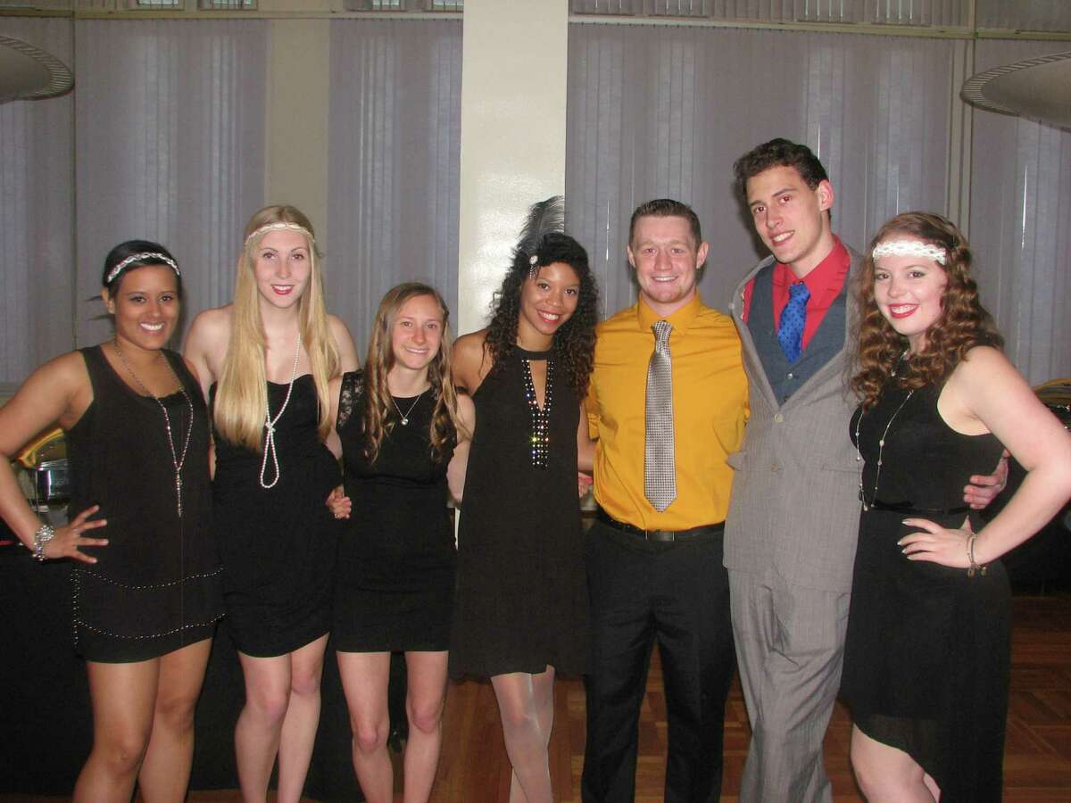 Were you Seen at the annual semi-formal for the Residential Life student and professional staff held in the Campus Center Ballroom at the University at Albany on Thursday, May 1, 2014?