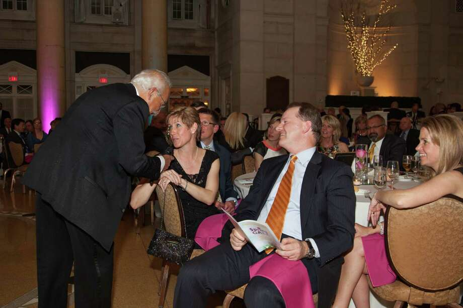 Were you Seen at Wildwood Programs' Spring Gala at the Hall of Springs in Saratoga Springs on Friday, April 25, 2014? Photo: Wildwood Programs