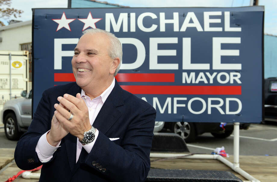 Michael Fedele Photo: Amy Mortensen / Connecticut Post Freelance