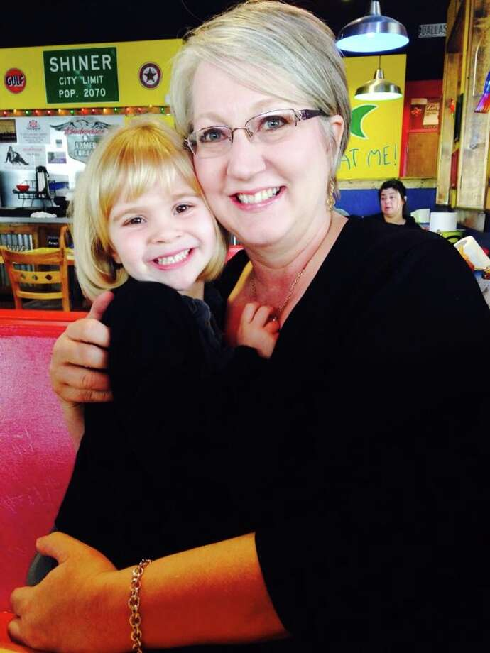 """""""How cute are these two? My mother and the little one that made me a mother. — with Kristi Lynd Harvey."""" - Meredith Lynd McMurray"""