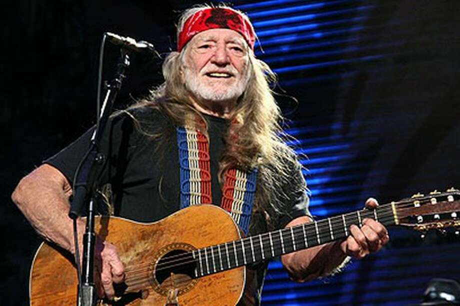 Willie Nelson will guest and perform on Kimmel. Photo: Getty