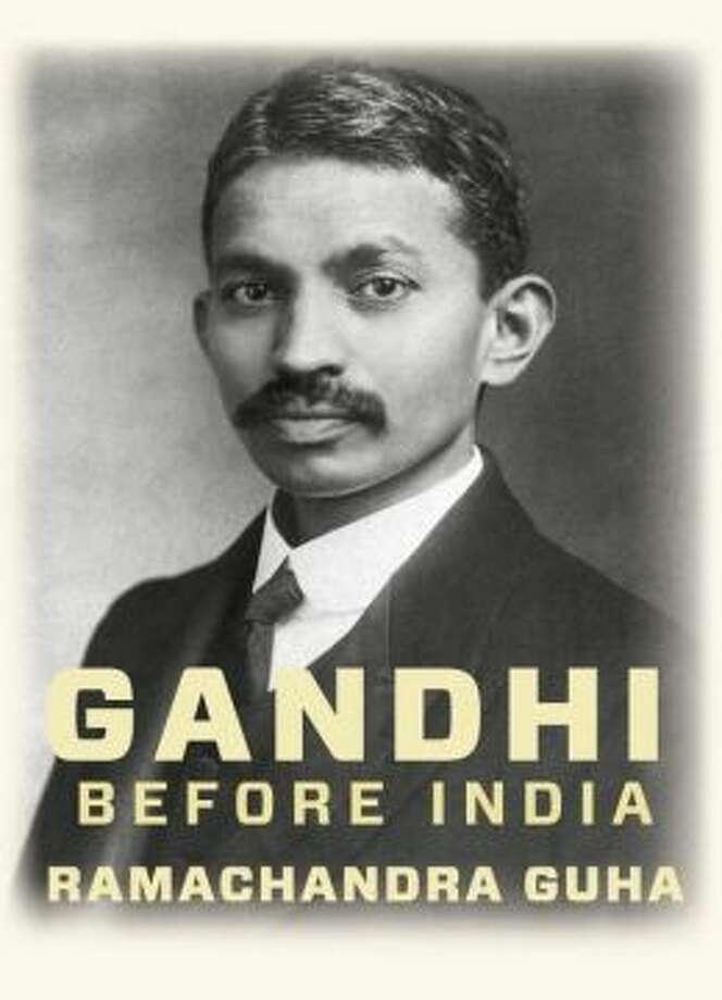 """""""Gandhi Before India"""" Photo: Xx"""