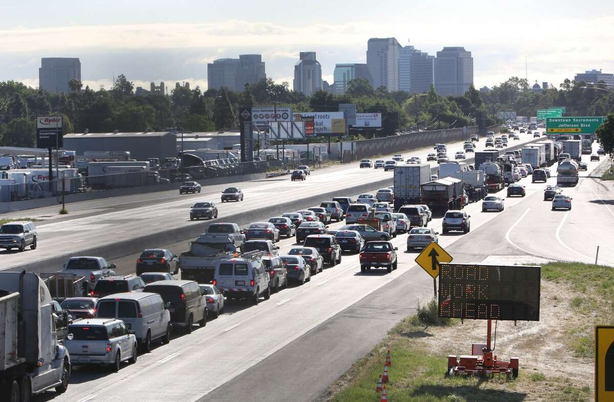 25.Sacramento, Calif. Population: 1,766,816 Trips per cap: 17.8