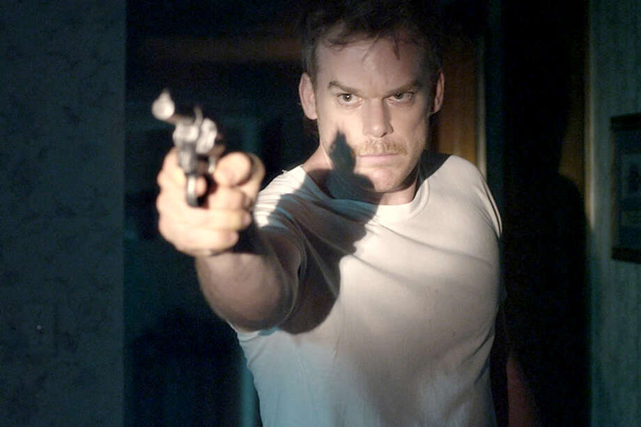 COLD IN JULY (May 23) - Dexter just can't stop killing. Or more accurately, Michael C. Hall. He plays a homeowner who accidentally kills an intruder, leading the dead man's father (Sam Shepard) to seek revenge. It's all based on the cult novel of the same name.