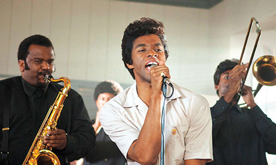 "GET ON UP (August 1) - There's probably no one on Earth who could do James Brown justice in a biopic, but why not give Chadwick Boseman, who did wonders as Jackie Robinson, in last year's ""42,"" a try in director Tate Taylor's follow-up to ""The Help""? (And look, it's ""Help""-mates Viola Davis and Octavia Spencer as James' mom and aunt, respectively.) And really, it's James Brown, dammit!  HUH!"