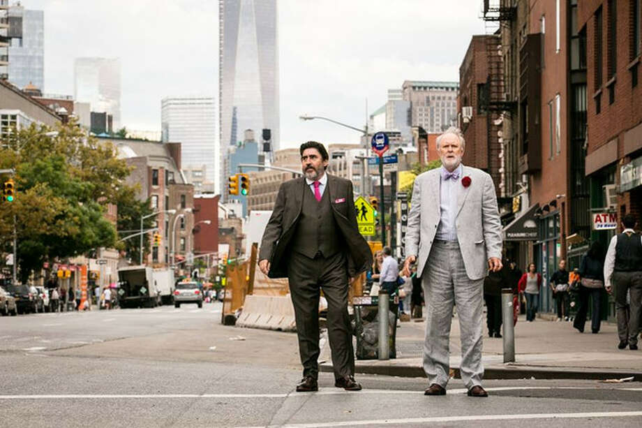 LOVE IS STRANGE (August 22) - John Lithgow and Alfred Molina star as a newly married gay couple who are forced to live apart for economic reasons after one of them gets fired from their school choir director job post-wedding.