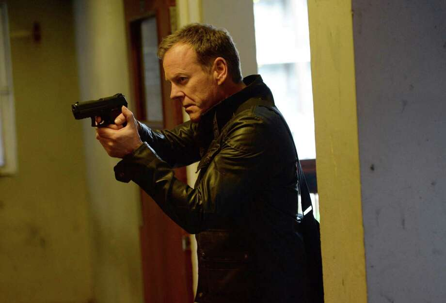 "Kiefer Sutherland returns as Jack Bauer  on ""24: Live Another Day"" on Fox. (Christopher Raphael/Fox/MCT) Photo: Christopher Raphael, HO / MCT"