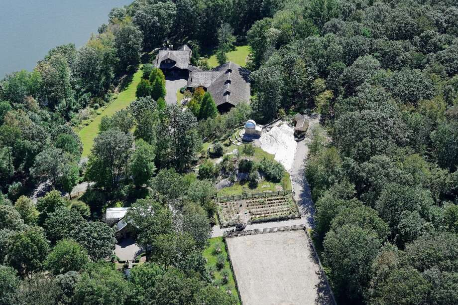 Ron Howard listed his Conyers Farm estate for $27.5 million. Check out the property. Photo: Sotheby's International Realty