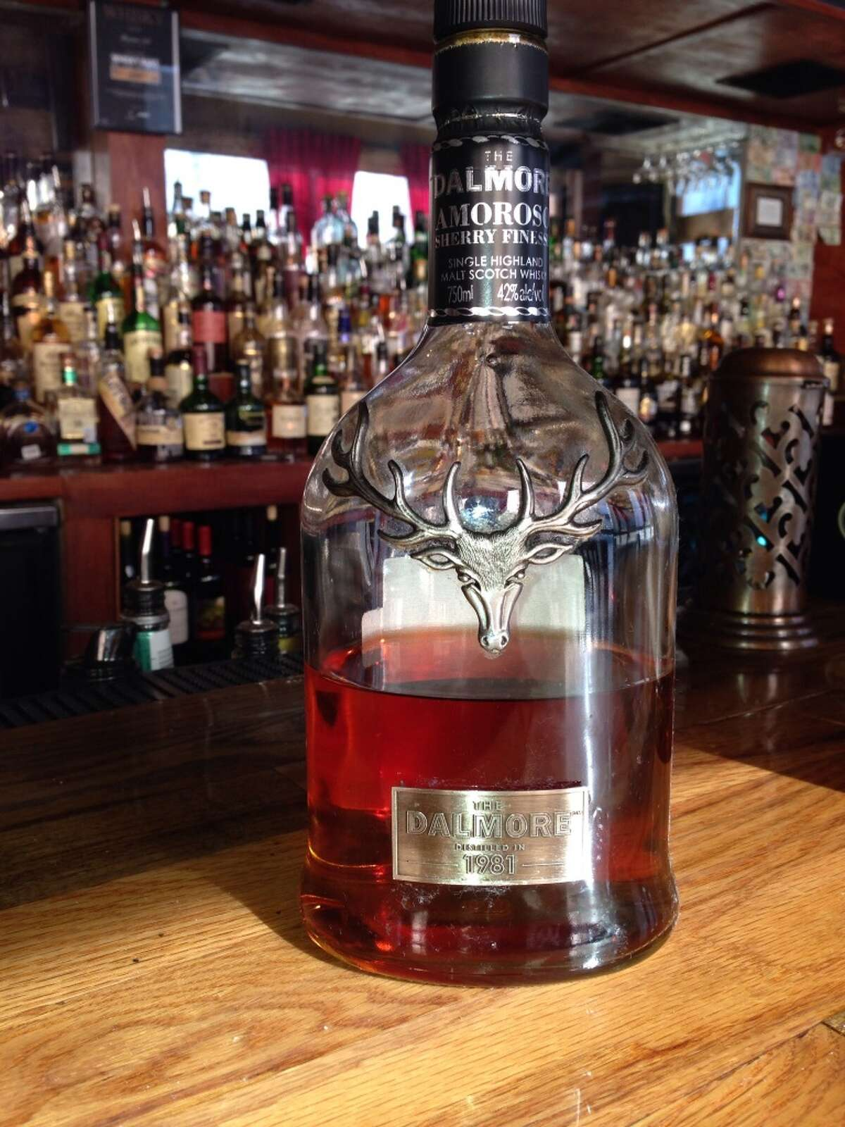 Reserve 101 1201 Caroline Expensive bourbon without the pretension
