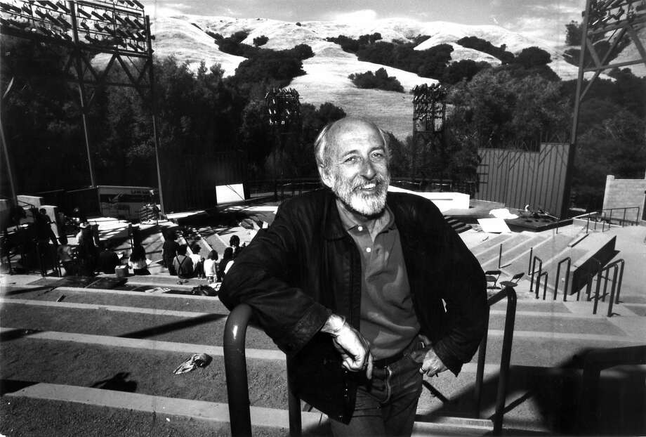 Michael Addison takes the reins at California Shakespeare Theater in 1987, where he holds court for eight years. Photo: Steve Ringman 1991