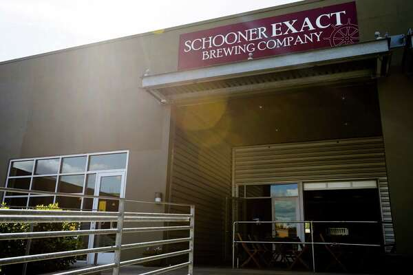 Schooner Exact Brewing Company, located at 3901 First Avenue South, photographed Monday, April 28, 2014, in Seattle.