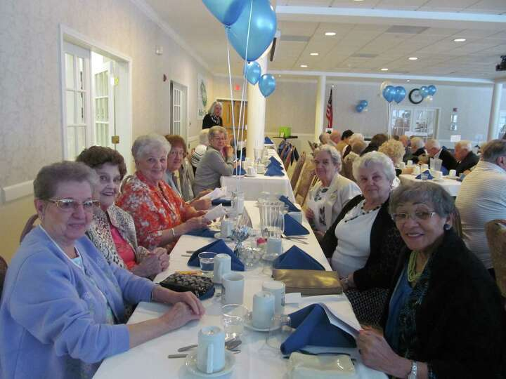 Colonie Senior Service Center hosted its 21st annual volunteer recognition dinner at the Beltrone Li