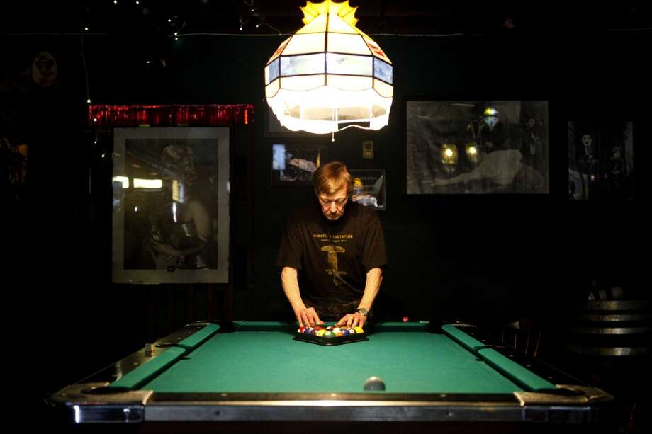 Hockey Haven: Pool. (3625 Balboa St., S.F., 415-752-4413 ) Photo: Katie Meek, The Chronicle